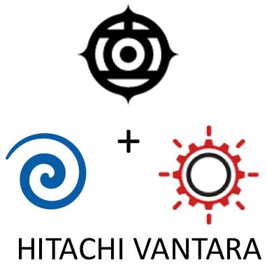 Pentaho é agora Hitachi Vantara