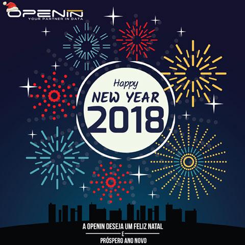 Boas Festas!!! com a Openin Big Data, especializada em Pentaho